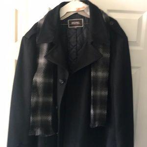 Michael Kors Wool Blend Pea Coat